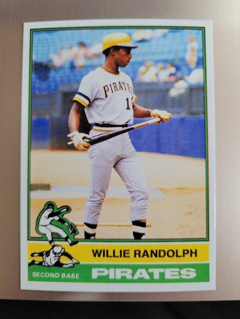 Happy Birthday to Willie Randolph