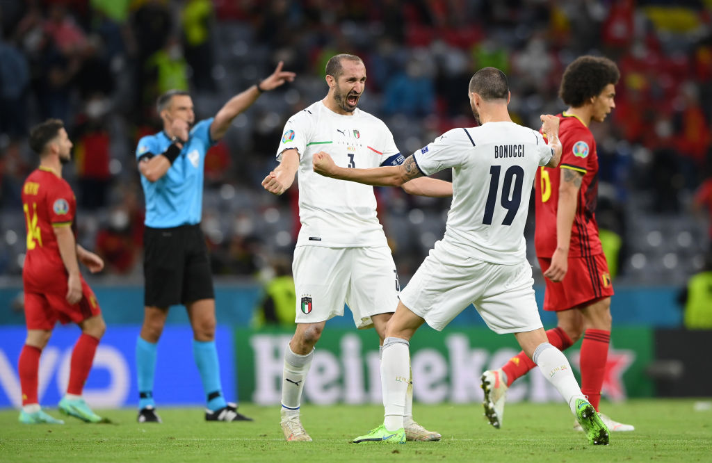 ITALY TO FACE SPAIN IN SEMIS