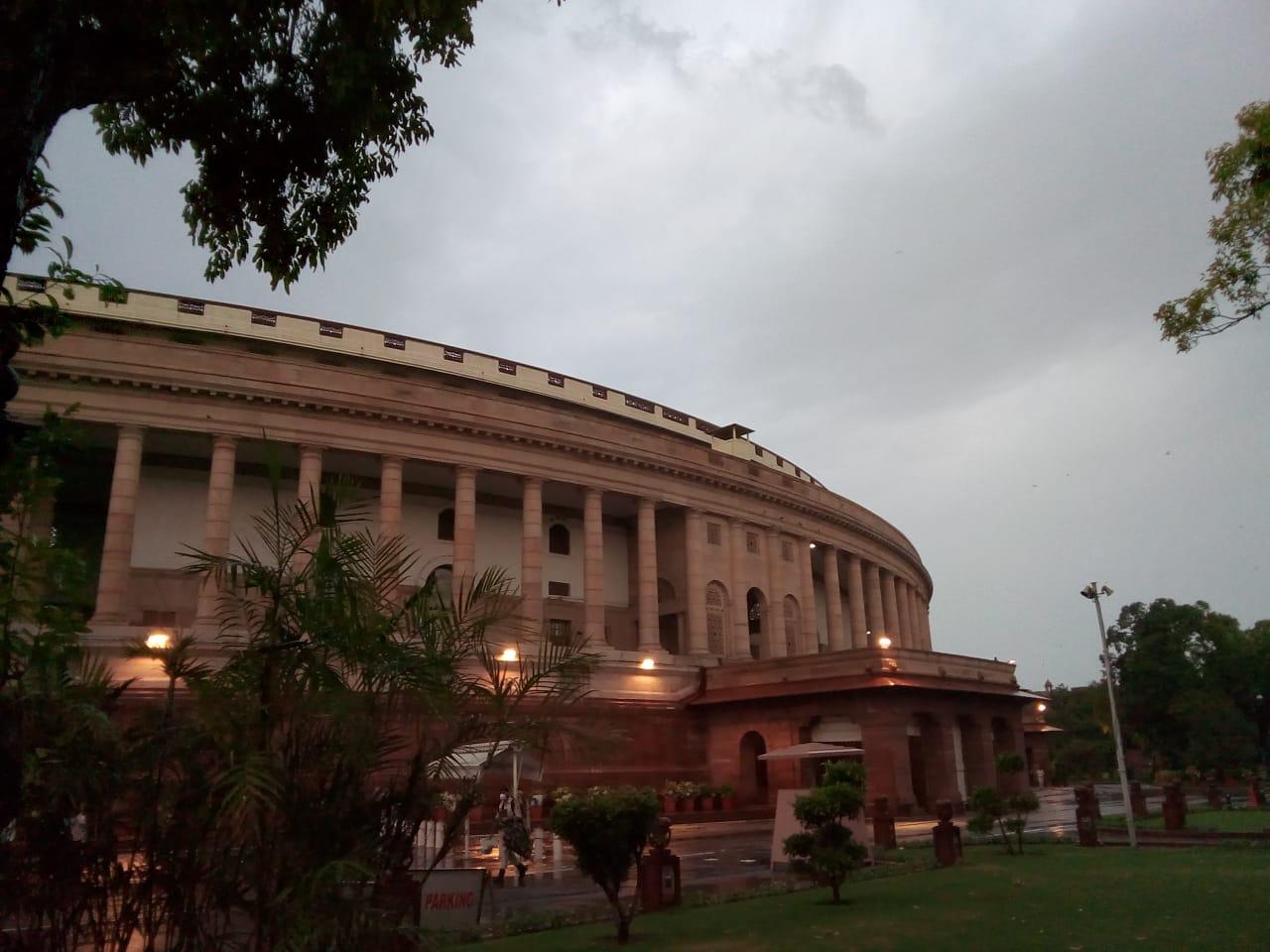 संसद का मॉनसून सत्र 19 जुलाई से शुरू होगा