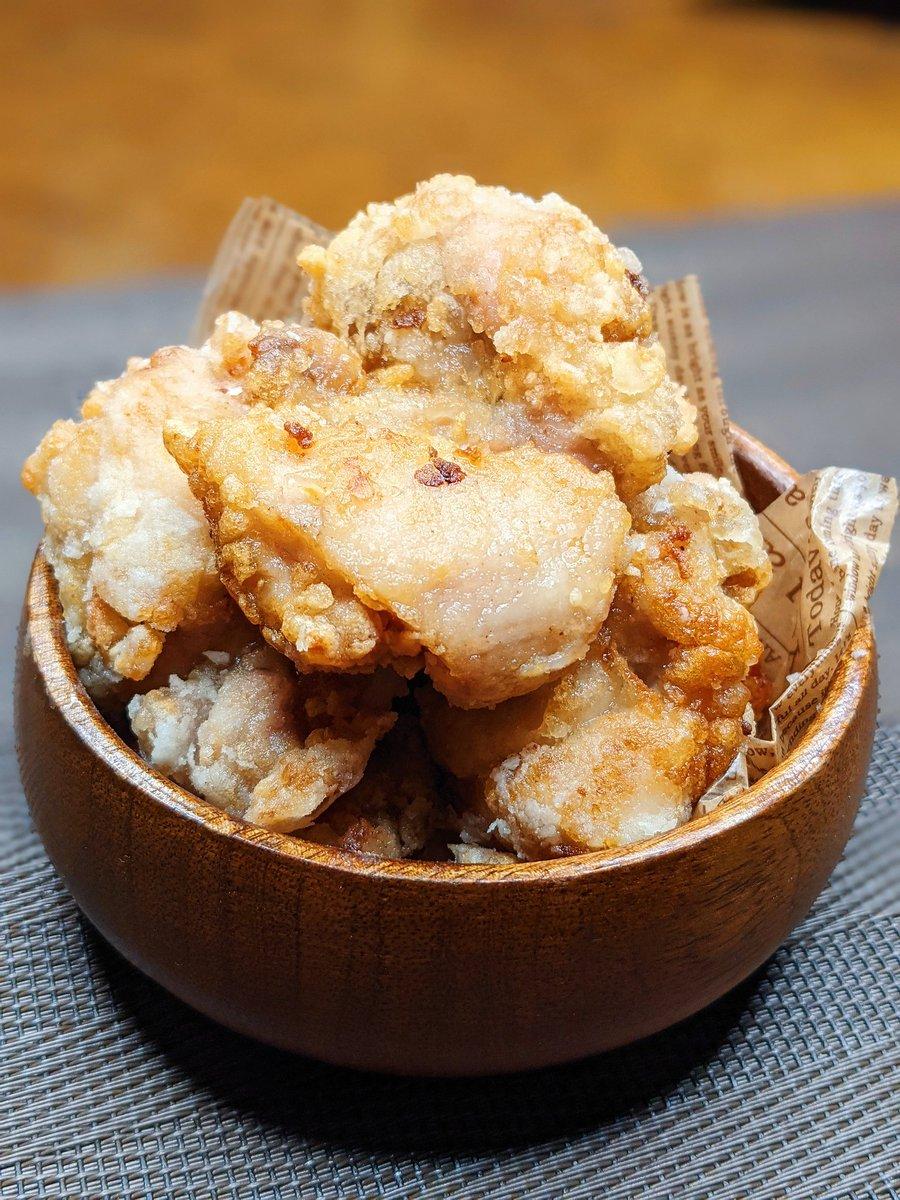 とっても美味しそう!白だしを使った、和風の唐揚げレシピ!