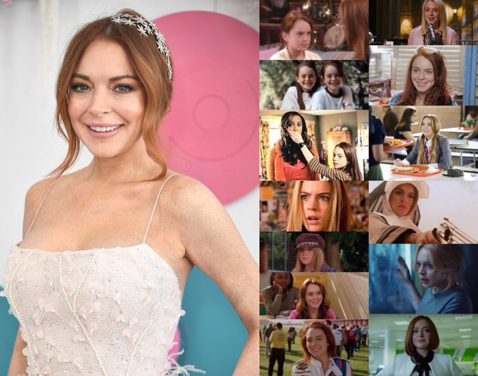 Happy 35th Birthday to Lindsay Lohan!