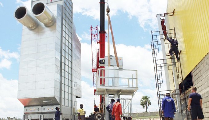 Perry Engineering to Assist Uganda in Tackling Aflatoxin Problem With New Removal Machine 1 MUGIBSON
