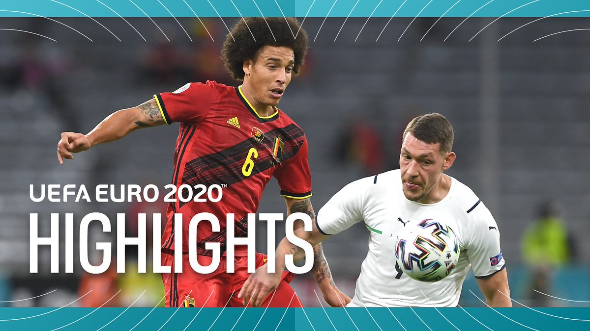 ITV EURO 2020 Highlights - July 02, 2021