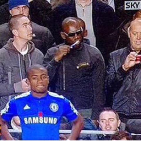 Ok, Twitter, I need your help finding this young man from the @premierleague Chelsea vs Man Utd match so he can have a little bit of money we raised to get some mouthwash (*his photo got some online abuse, so we're trying to show there is some good left)