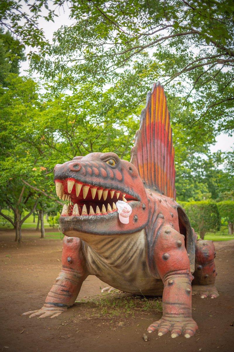公園の遊具に親切に落ちた帽子が掛けられていたけど?女児が食べられたみたいだった!