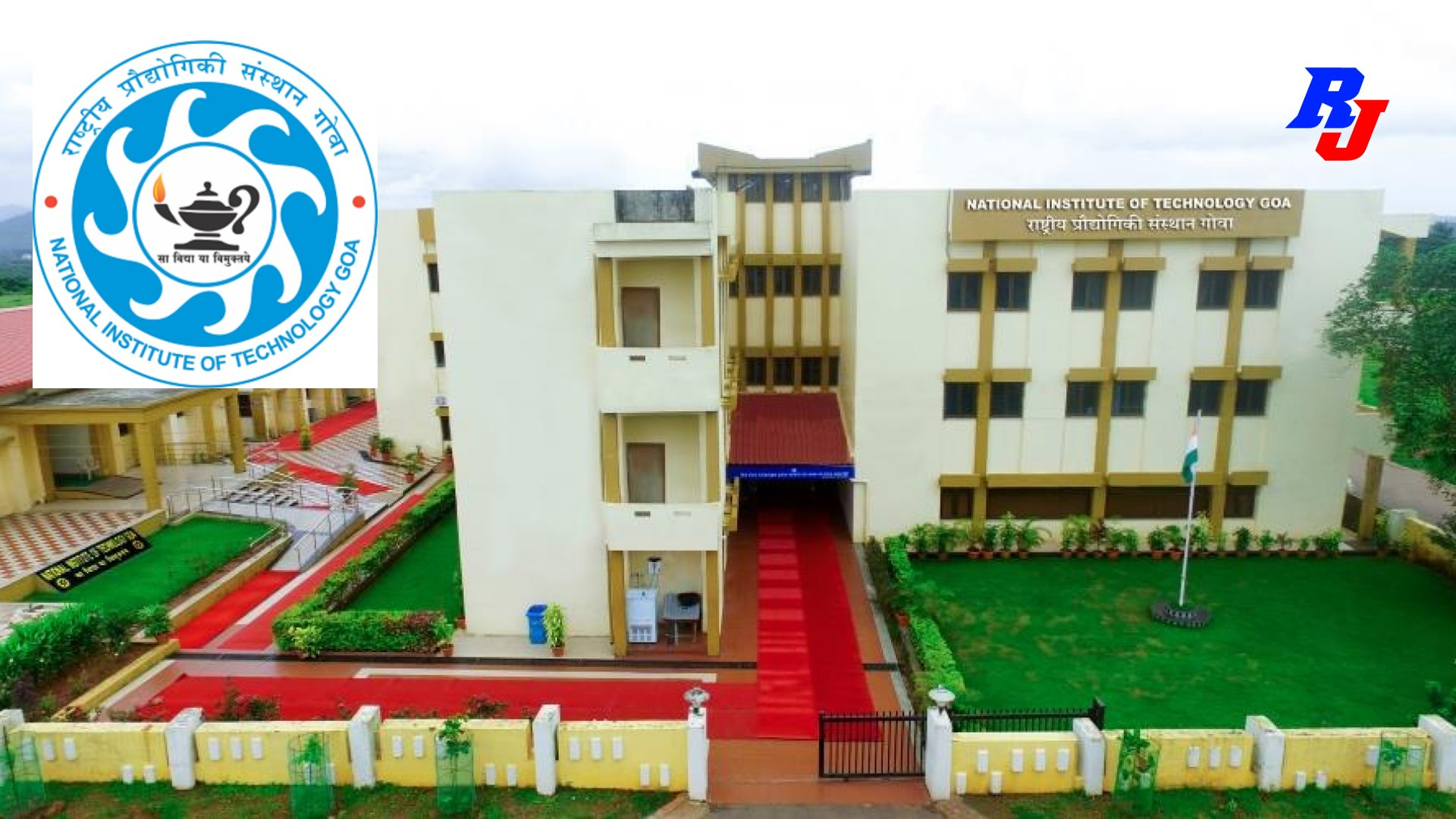 Faculty Position (Contract Basis) – Walk-In—interview 2021 in NIT-Goa, India