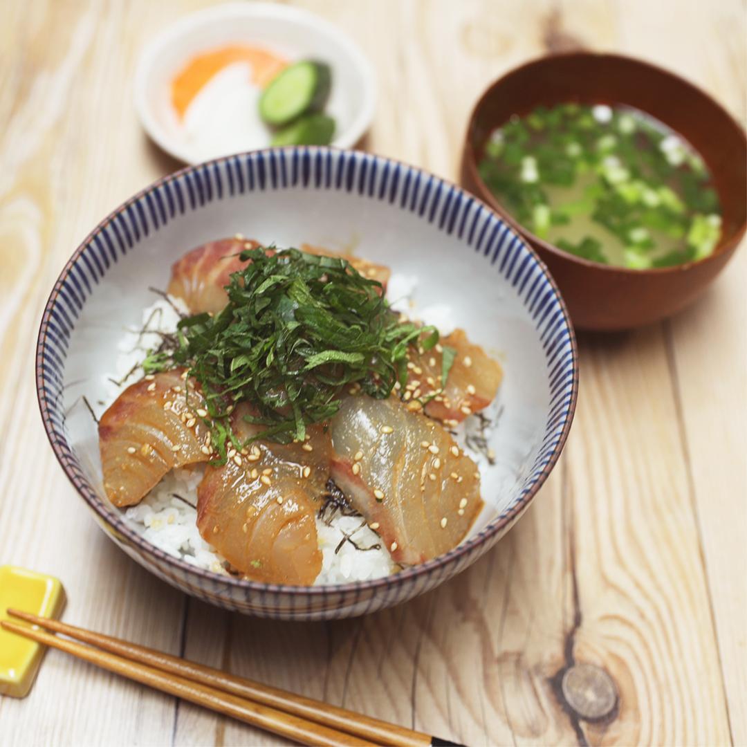 お刺身をより美味しく食べられる?!とっても美味しそうな漬け丼レシピ!