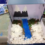 Image for the Tweet beginning: Still making#diorama