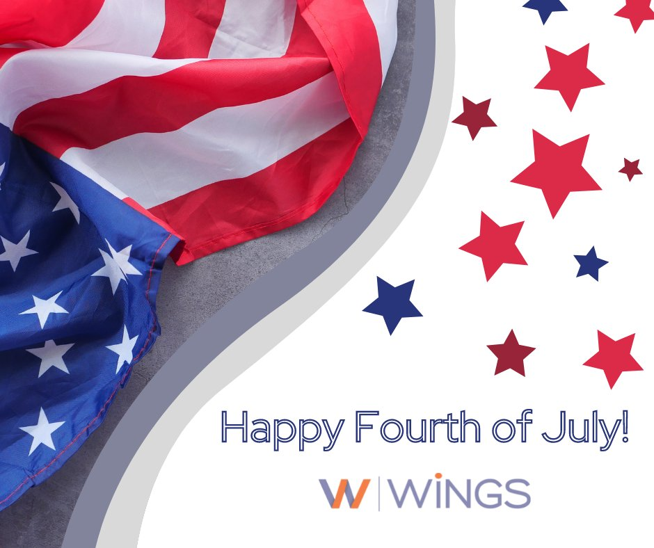 test Twitter Media - Hope you are having a cool and safe weekend! Happy 4th of July, from the WiNGS family! #independenceday #fourthofjuly https://t.co/GOFPsLyEjv