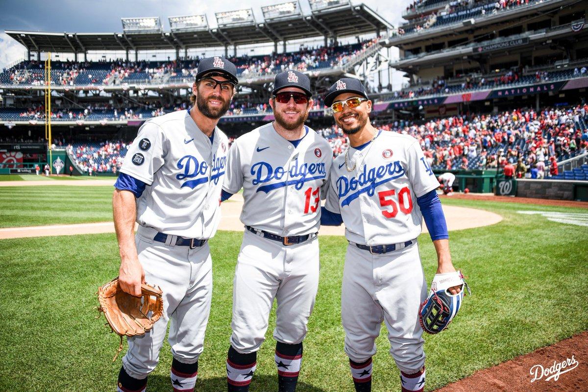 Los Angeles Dodgers (@Dodgers) | Twitter