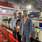 Image for the Tweet beginning: We attended China Print 2021.