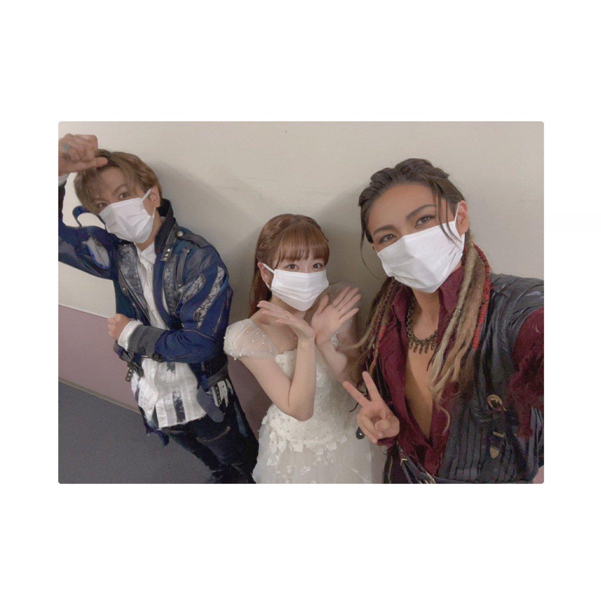 test ツイッターメディア - ロミオ&ジュリエット 大阪公演、全キャスト 初日を迎えられました! 本当に幸せです 前日、観劇しながら この素晴らしいキャストの皆さんと 大好きな劇場でご一緒できていること この作品に関われていること ジュリエットとして 日々、生きられていることが 心の底から幸せだなと感じていました。 https://t.co/qYExTYlA15