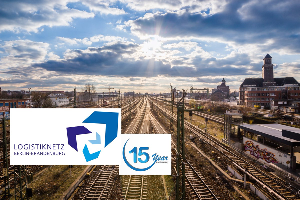 Wir feiern in 2021 #30Jahre. Und auch das Logistiknetz Berlin-Brandenburg e.V. (LNBB) feiert #Jubiläum. 15 Jahre Engagement für die #Logistik in der Region. Wir gratulieren und freuen uns auf die weitere Zusammenarbeit. 👉https://t.co/GIIELdbMwb #berlin #brandenburg #thwildau https://t.co/YkXbQXkVIL