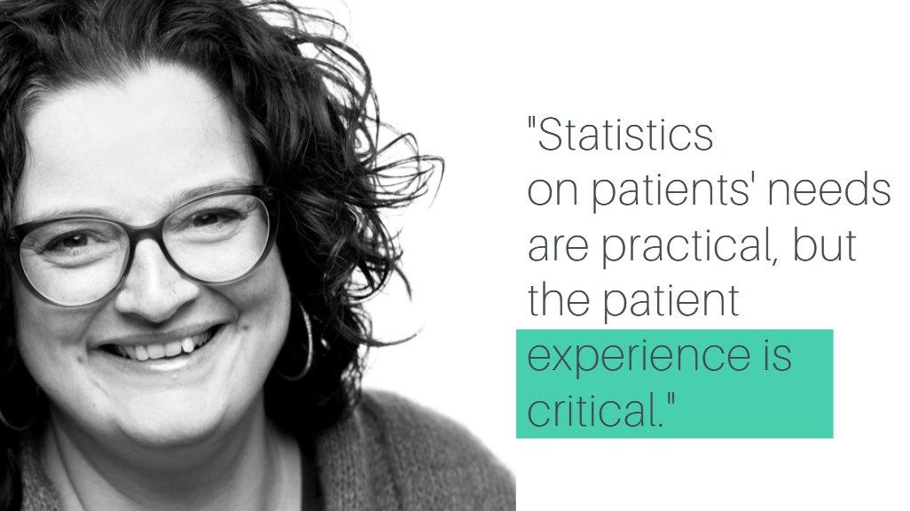 Für @Birgitpower ist klar: PatientInnen müssen bei der #Digitalisierung des #Gesundheitswesens eingebunden werden – nicht nur auf Papier. So können digitale Gesundheitsanwendungen auf die Bedürfnisse der NutzerInnen zugeschnitten werden. Lesenswertes Interview mit @ArturOlesch. https://t.co/uf806i3a4T