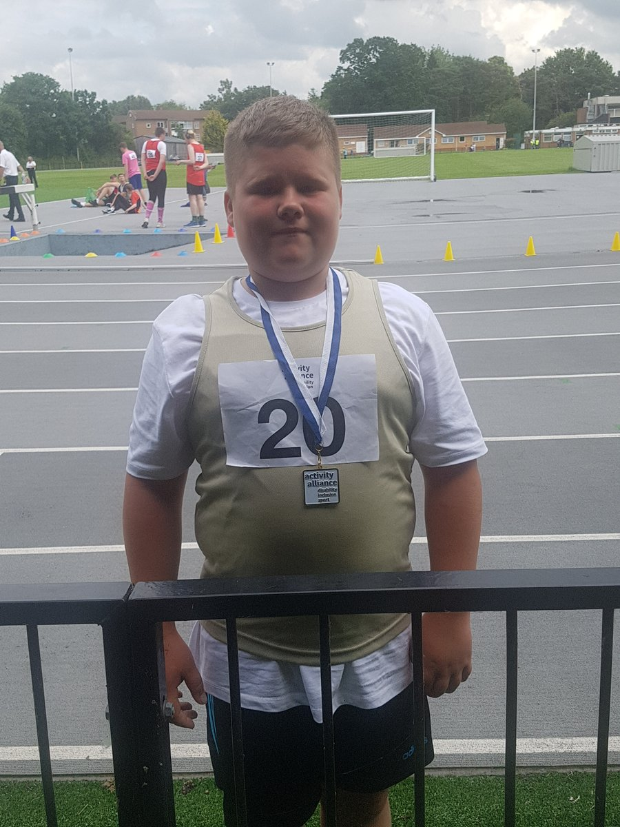 RT @GriffydamSch: One of our amazing pupils achieved gold in TWO events at this weekend's @AllForActivity  National Junior Championships!! #teamgriffydam #juniorathletics21 #soporoudwecouldburst!! @NWLSSP @YouthSportTrust @YourSchoolGames