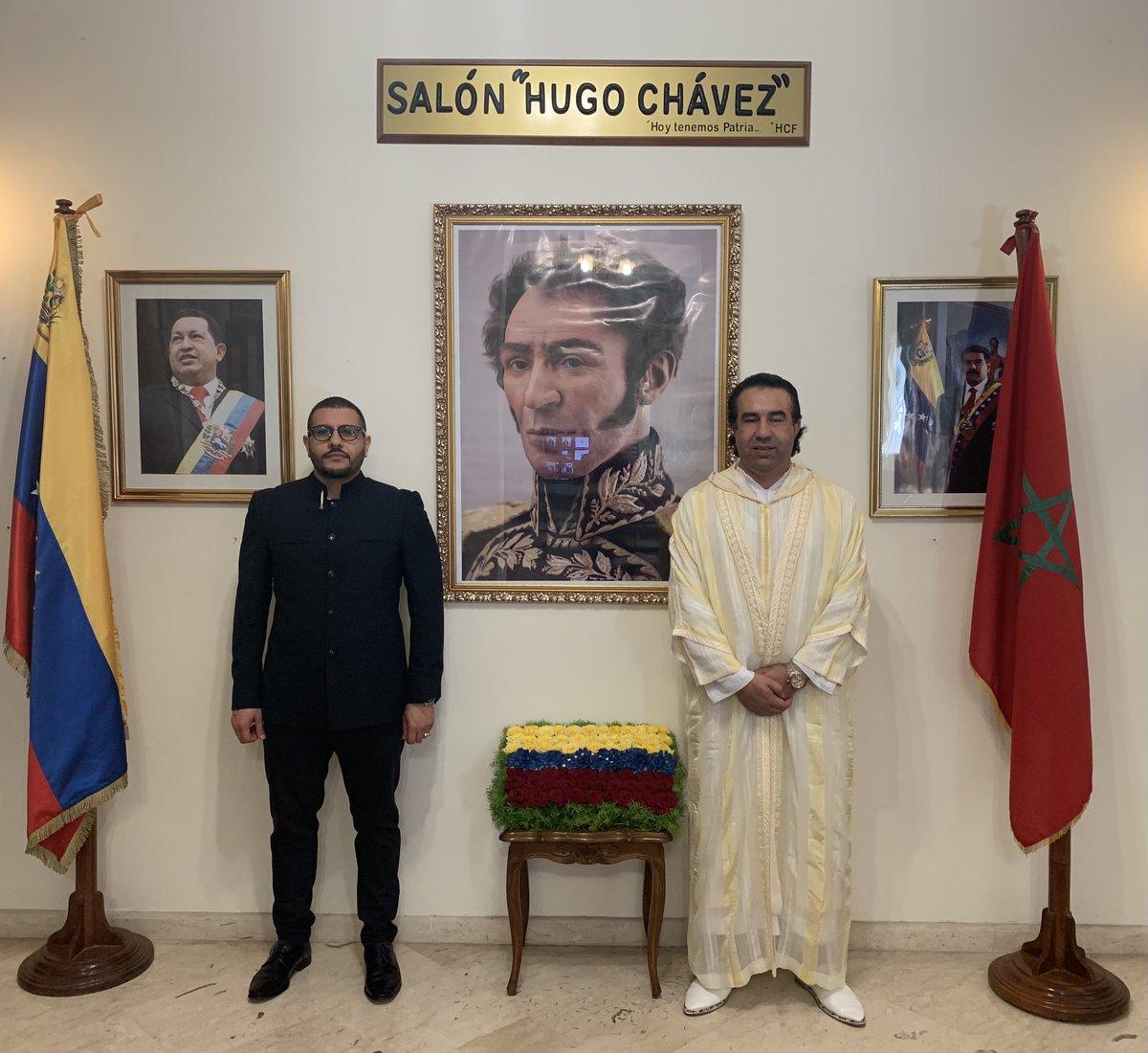 EmbaVEMarruecos photo