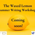Image for the Tweet beginning: .@TheWaxedLemon literary journal hosts a