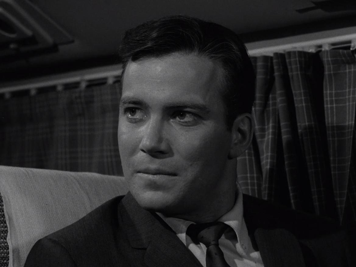 William Shatner - The Twilight Zone