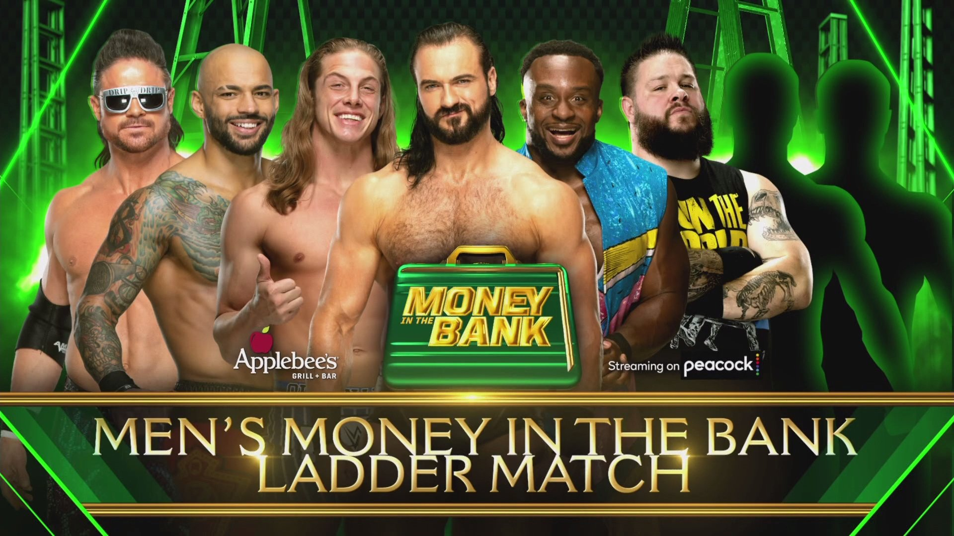 Ricochet Hoping Brock Lesnar Doesn't Ruin His Money In The Bank Match