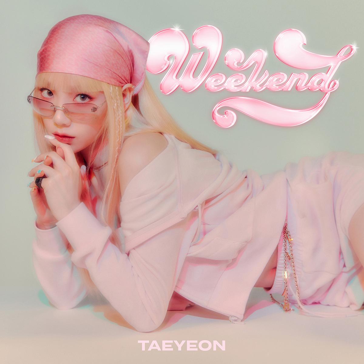 "On Hellokpop Playlist: Taeyeon Blows The Rainy Season Away With New Digital Single ""Weekend"""
