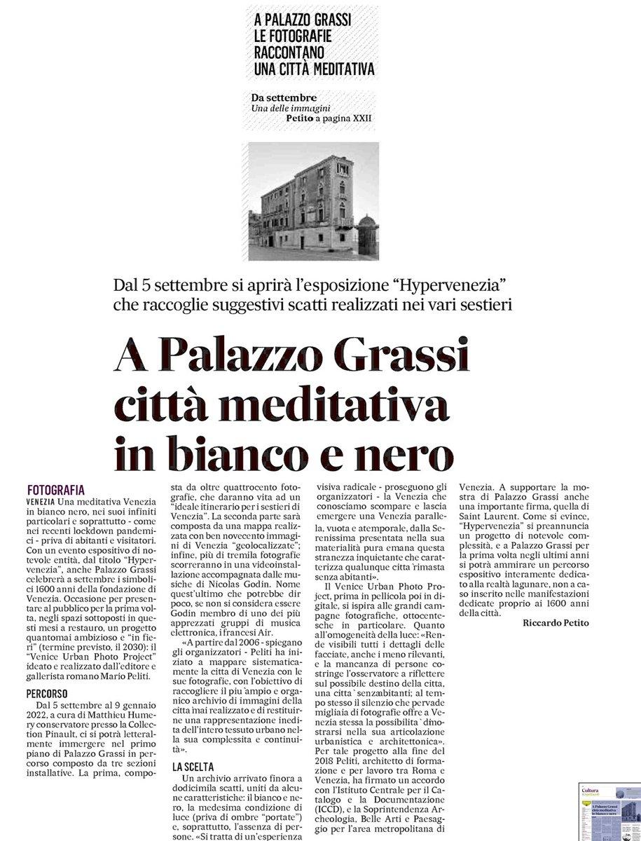 RT @IveserVenezia: