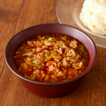 スタミナをつけたいときにもおすすめ?!旨辛な味付けがたまらない素麺レシピ!