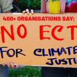 Image for the Tweet beginning: We're with 400+ other organisations