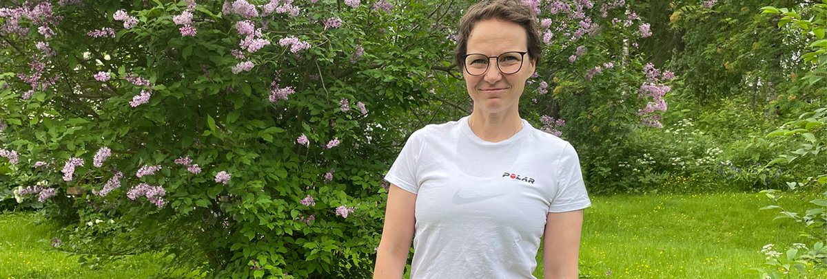 Meet our Research & Development Team!  We caught up with Riitta Holappa, Polar's Team Lead & Service Development QA Lead in Jyväskylä, Finland, about why she loves helping people's fitness dreams to come true.  👉 https://t.co/XNvQcPf5Hr https://t.co/yP9HEXQutt