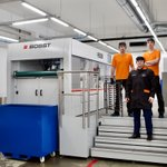 Image for the Tweet beginning: Find out how BOBST VISIONCUT