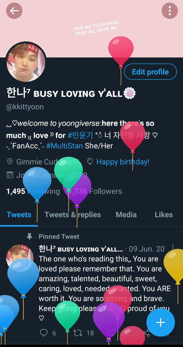 AHHHH MY 18TH BIRTHDAY !! 😌🤚🏻 I'm officially an adult  #ARMY #armybday #birthday https://t.co/2gbQz9RbKK