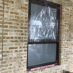 Image for the Tweet beginning: The #windowinstallation has begun and