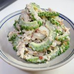 簡単に作れて美味しそう!今が旬の野菜「ゴーヤ」を使った料理のレシピ!