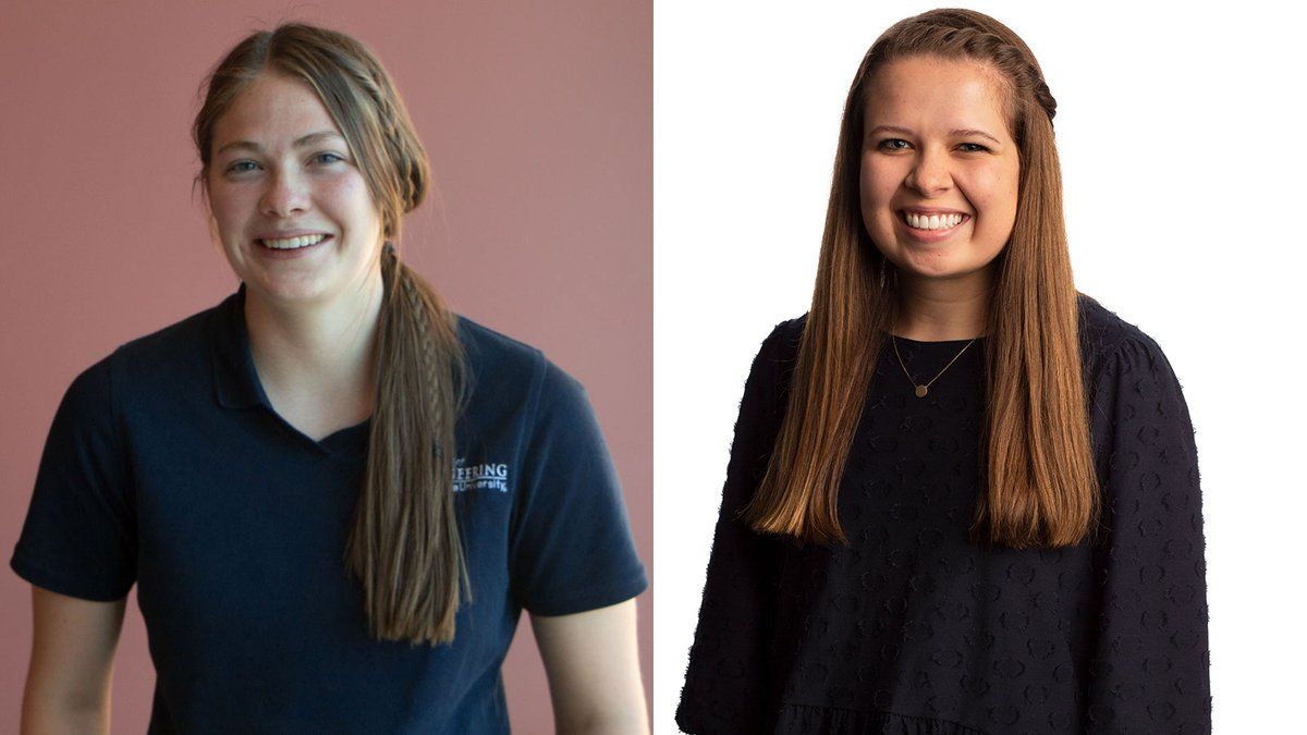 Congrats to Sadie Boyer and Kate Christiansen, who won scholarships from the American Society of Civil Engineers! https://t.co/VDKcPkTUxc @ASCEUtah @USUASCE https://t.co/ktmvOrFfmf