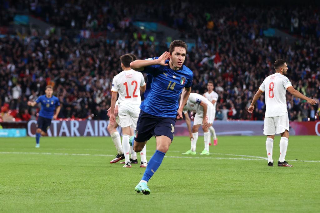 بركلات الترجيح إيطاليا تقصي اسبانيا وتتأهل الى نهائي كأس أمم أوروبا 2020