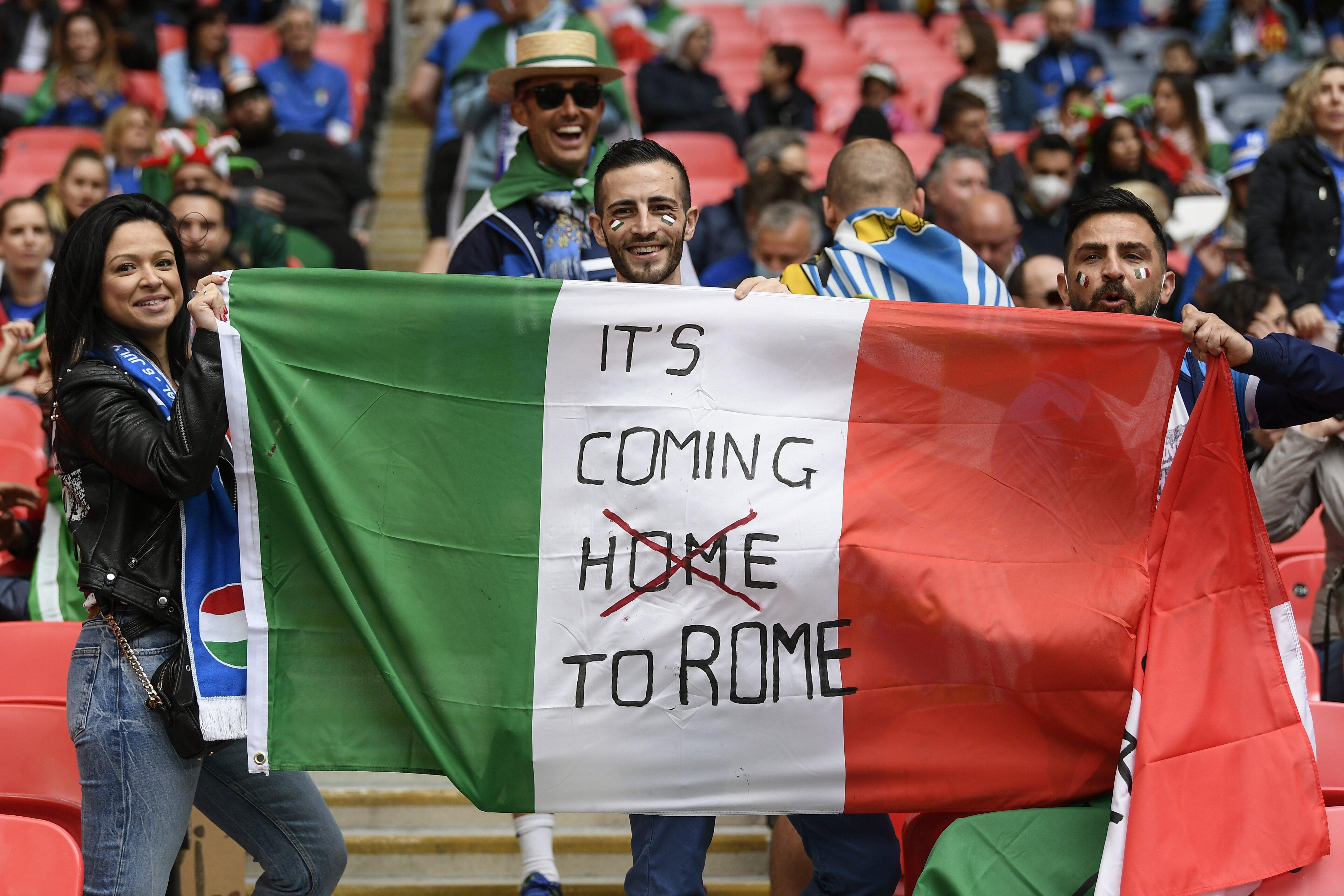 EURO 2020 Final:  England - Italy E5okrYcX0AYhMby?format=jpg&name=4096x4096