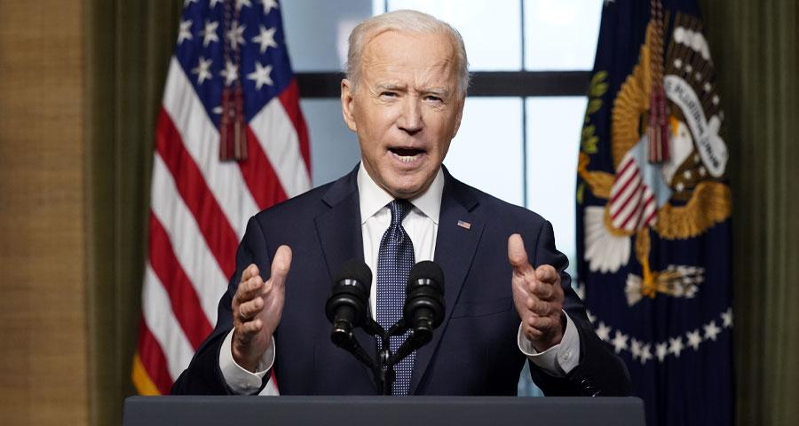 अमेरिकी राष्ट्रपति जो बाइडेन ने अफगानिस्तान में अमेरिकी सैन्य मिशन 31 अगस्त तक समाप्त करने की घोषणा की