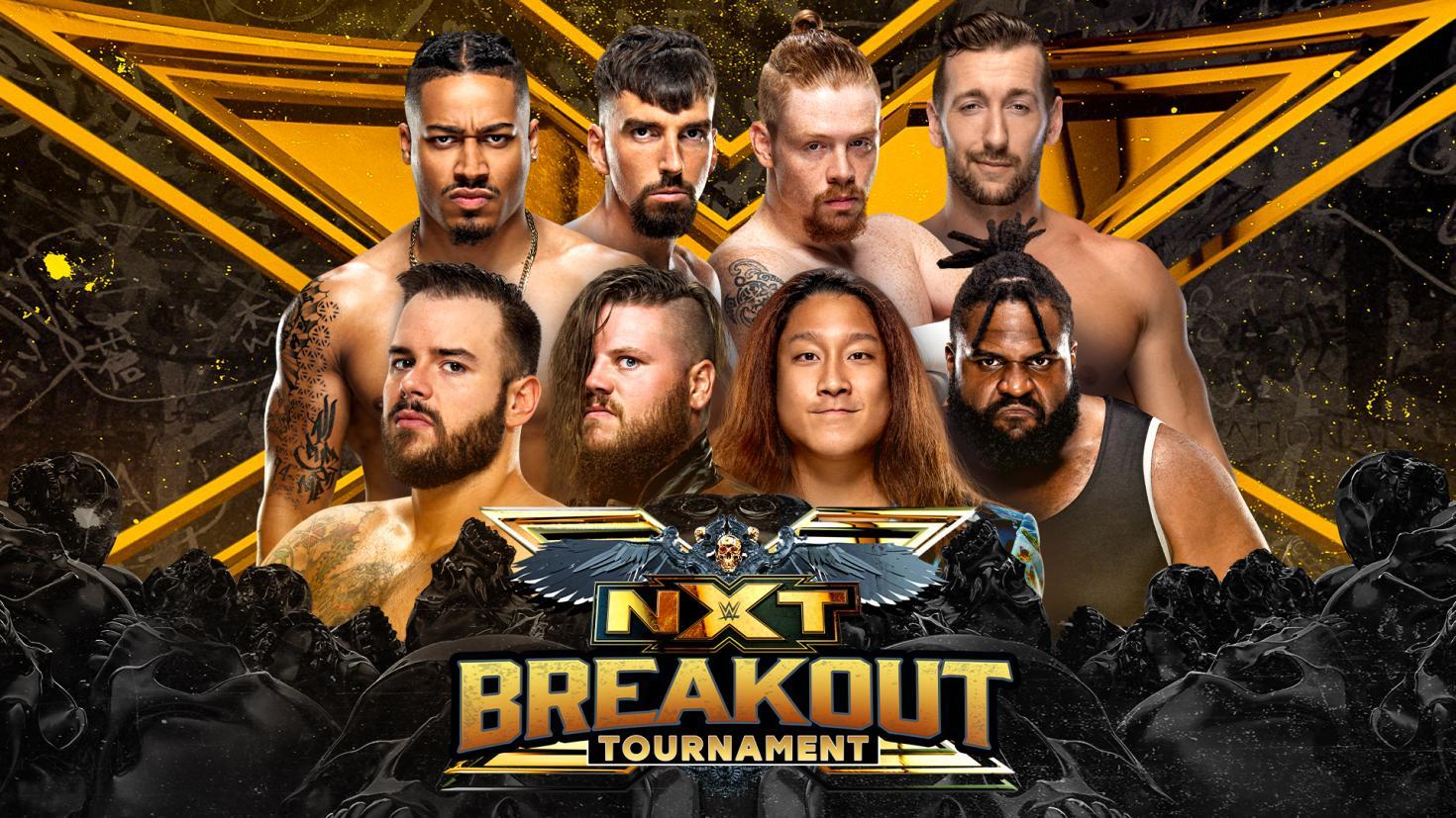 WWE NXT Championship Match Set; BreakOut 2021 Tournament Participants Revealed 119