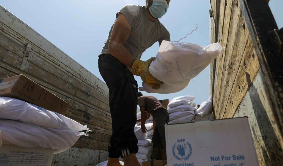Threat to flow of aid to Syria is a 'life-and-death' issue