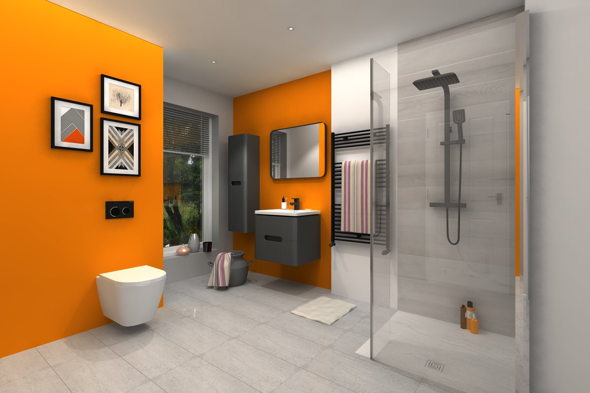 Essential Bathrooms has gone virtual! Our own brand Essential is now available as a #catalogue on the @virtualworlds3D platform, enabling retailers to design 3D & 4D bathrooms using our products! #virtualreality #KBB #VW4D #VW3D