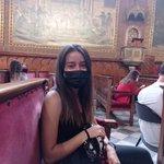 Image for the Tweet beginning: La Danae, alumna de 2n