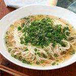食欲がなくてもさらさら食べられちゃう?!さっぱりとした味わいの素麺レシピ!