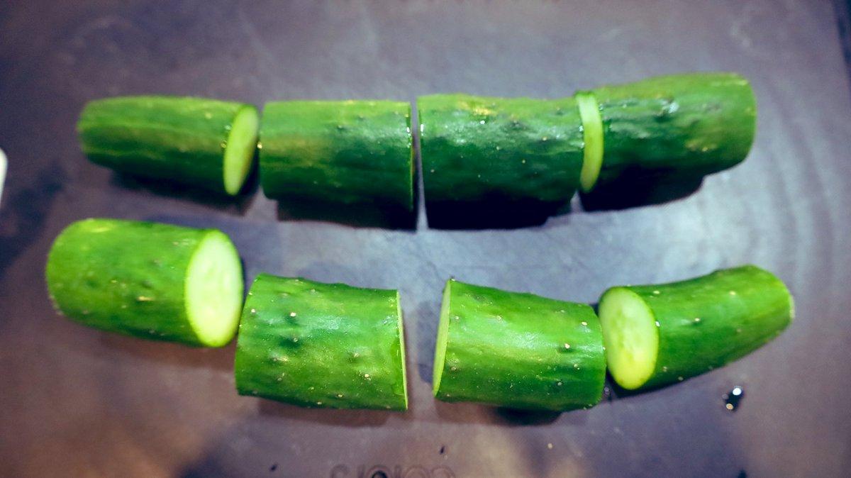 きゅうりが余っちゃったときにも便利そう!たった3つの材料で作れちゃうお手軽レシピ!