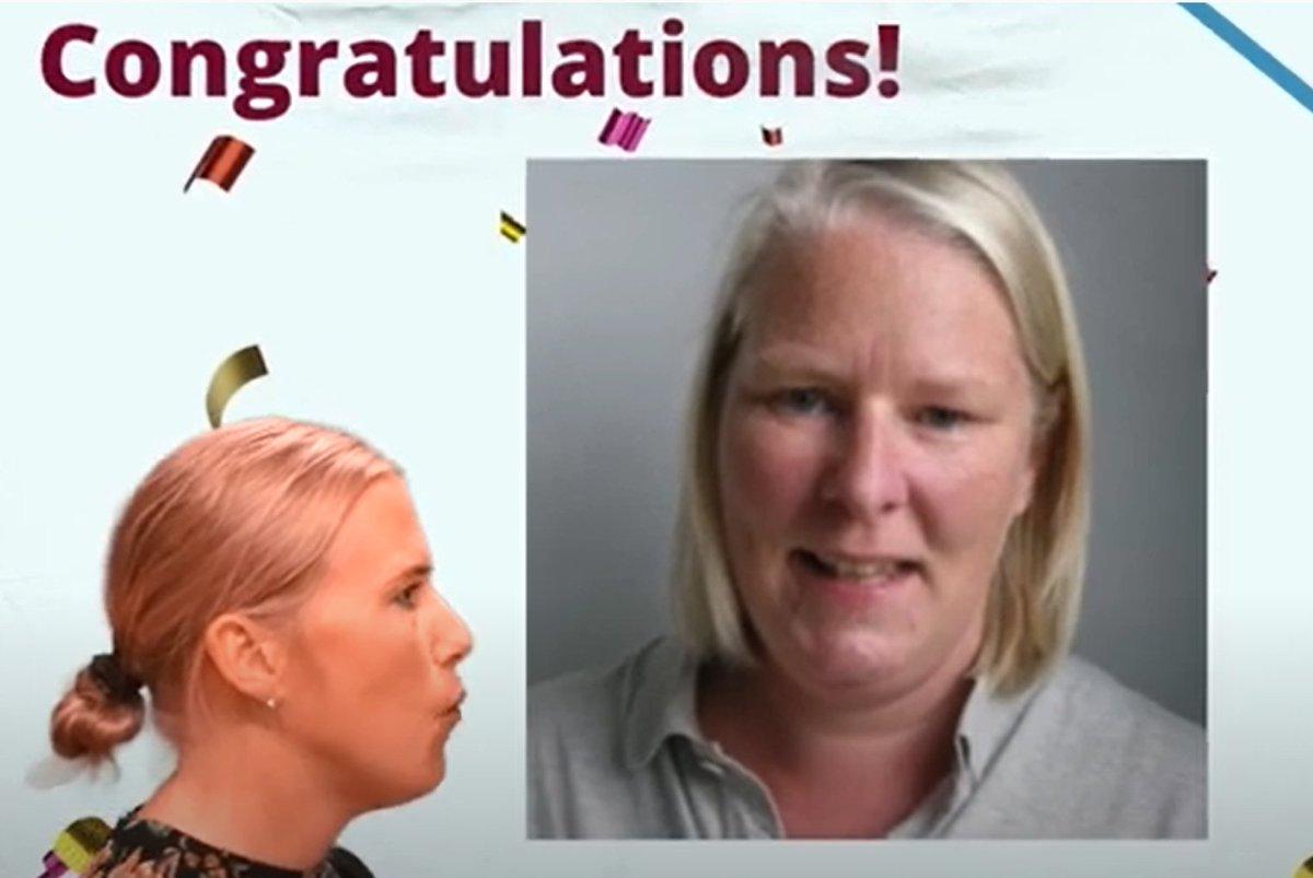Congratulations Mrs Eaves 👏 thanks for all you do 😊💪 https://t.co/dkDuJnL9QT