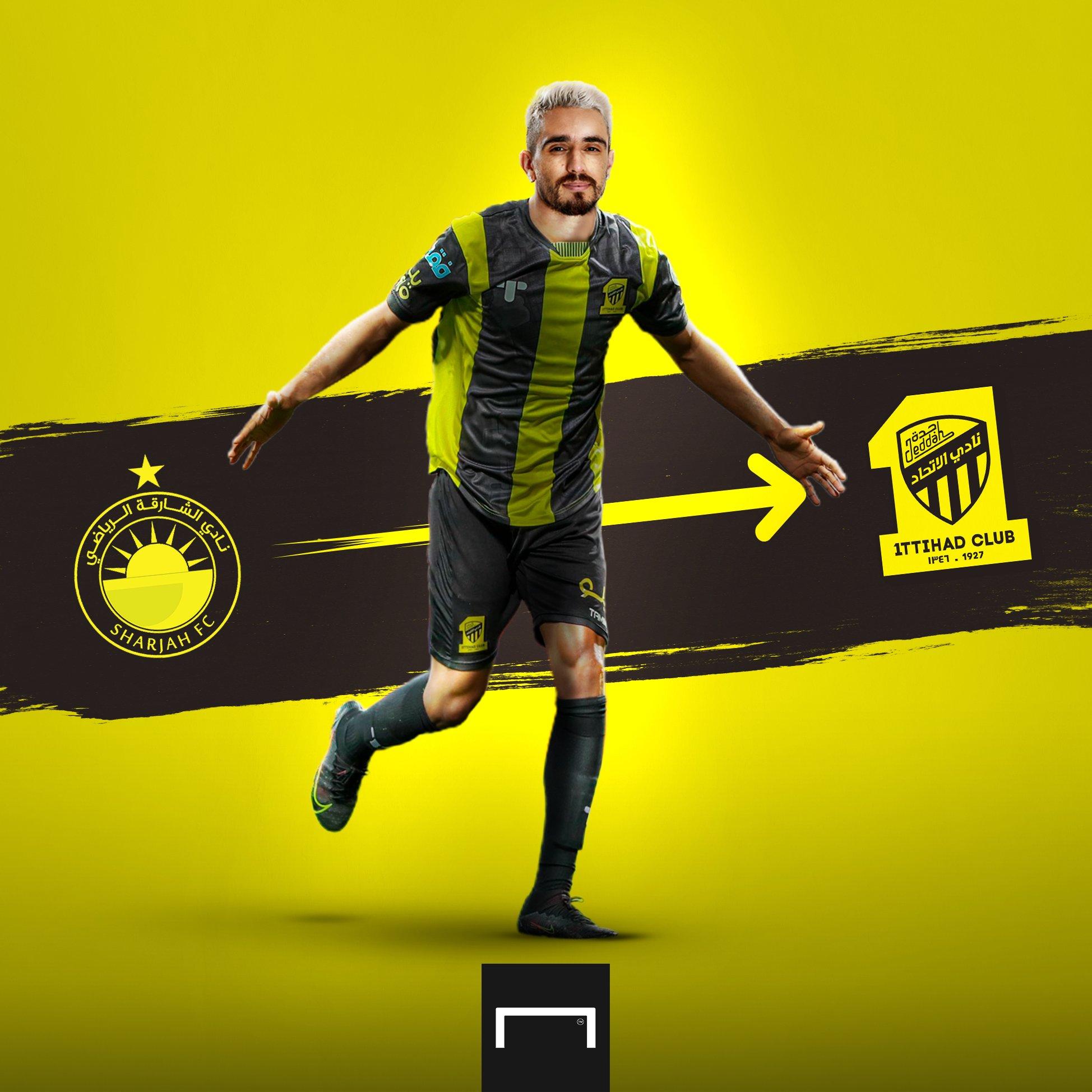 ساحر برازيلي يُجيد فنون كرة القدم 🇧🇷🤩<br /><br />لاعب يحتاجه الاتحاد بقوة في الوقت الحالي💪<br /><br />تألق بقميص الشارقة وننتظر توهجه في دورينا. 🇸🇦👏<br /><br />الاتحاد يبحث عن العودة لمنصات التتويج من جديد. 🏆💫<br /><br />هجوم لا يُمكن إيقافه بقيادة الثنائي رومارينيو وكورونادو 🔥😍
