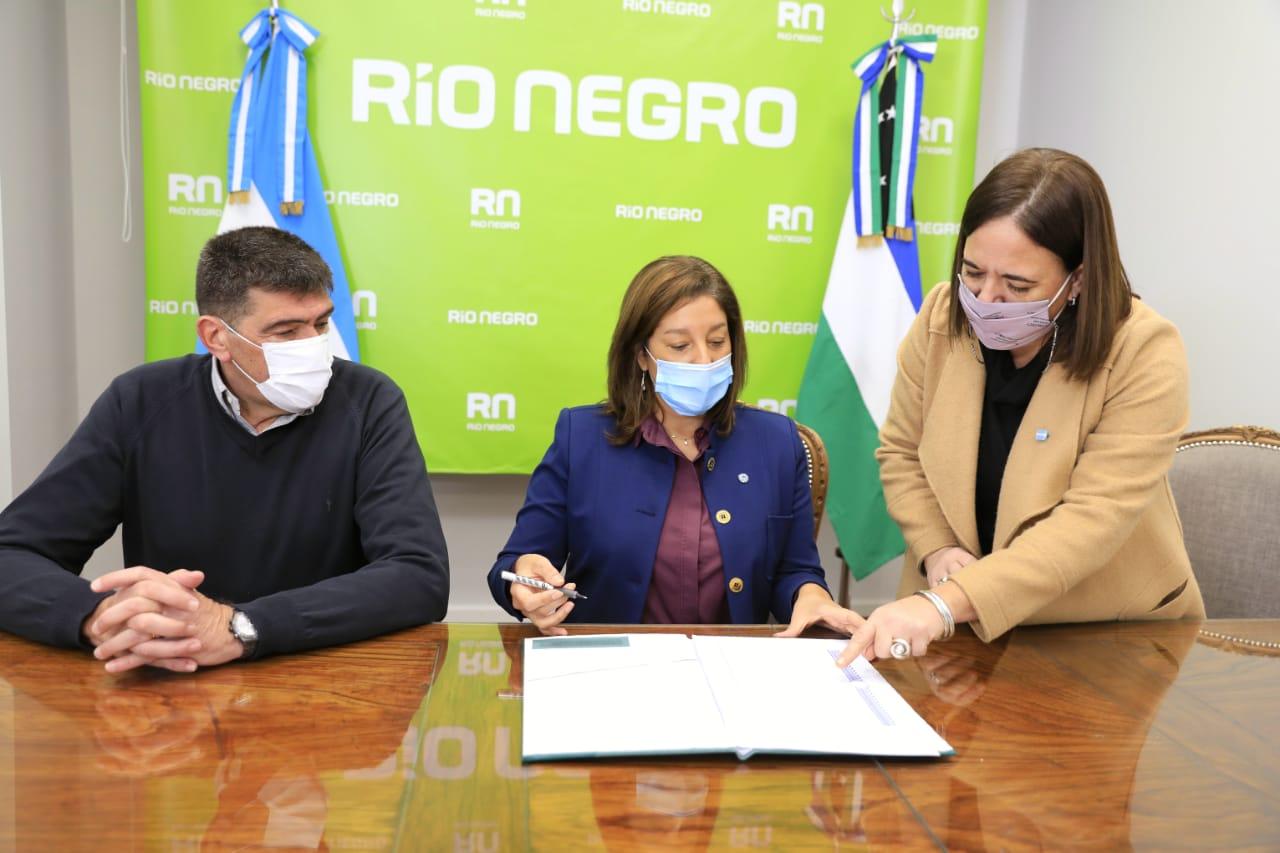 Mejoran la situación habitacional de 318 familias de Cipolletti