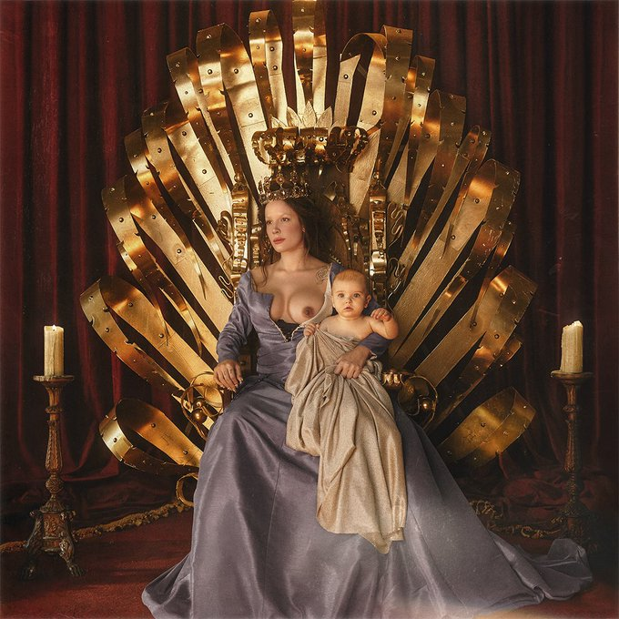"Halsey>> álbum ""If I Can't Have Love, I Want Power"" E5tQmCTVoAYy0ys?format=jpg&name=small"