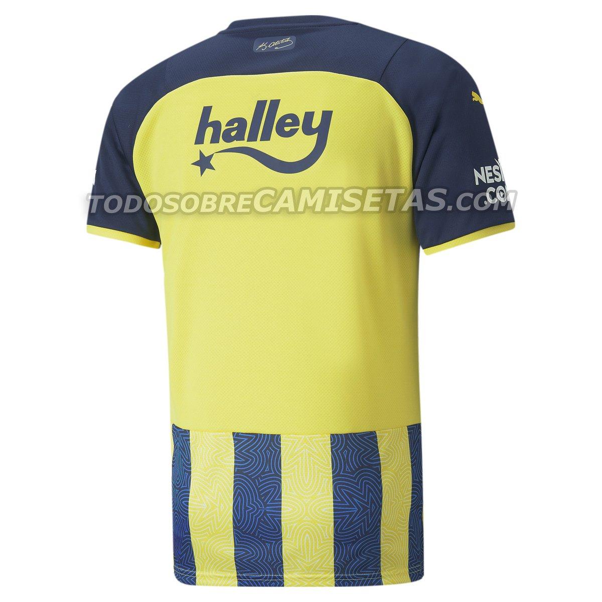 Fenerbahçe SK 2021-22 Kit