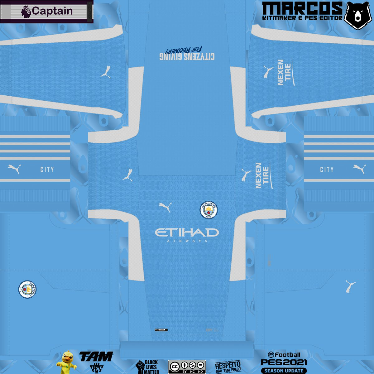 Marwal Pes On Twitter Manchester City Home 2021 22 Posible Camiseta Kitmaker Marcostampes Manchestercity Pes2022 Ps5