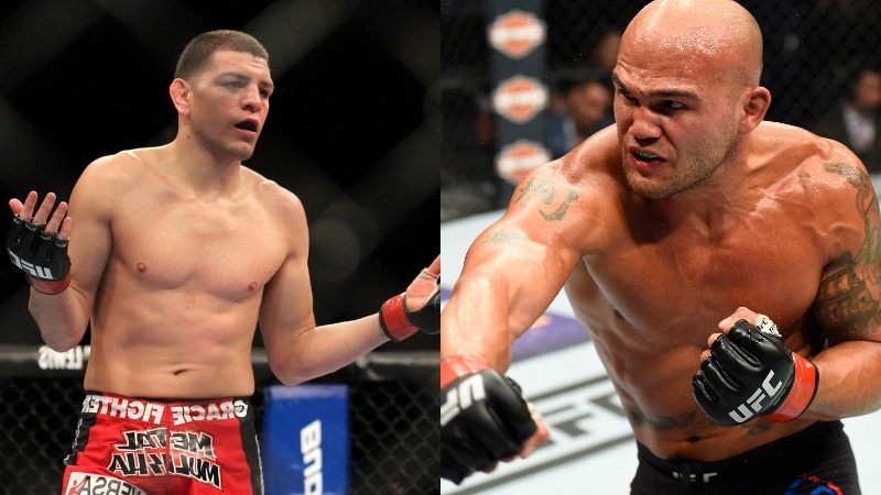 UFC news: Jorge Masvidal is interested in a fight with Nick Diaz