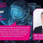 Image for the Tweet beginning: Marc Schiffmann ist Leiter Verkauf